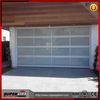 China commercial aluminum garage door