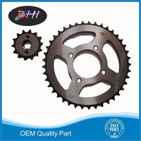 Low price BHI brand motorcycle parts accessary motorcycle sprocket