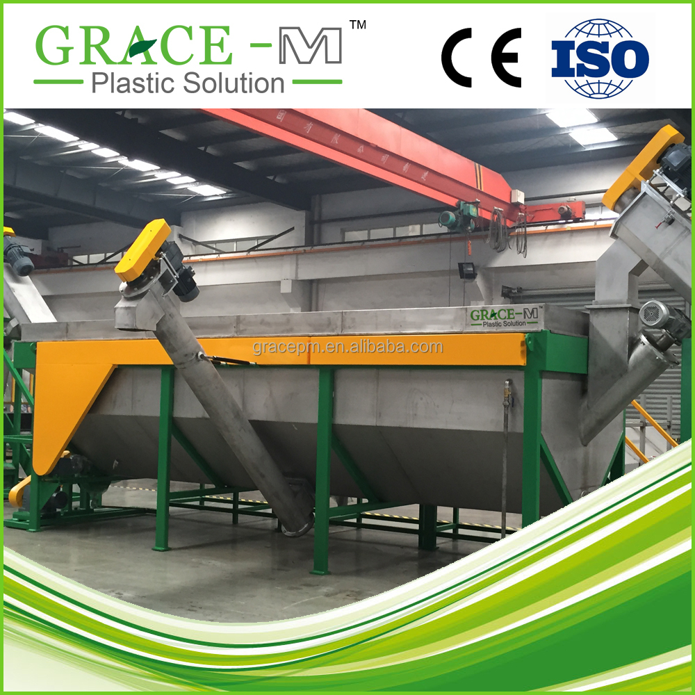 plastic recycling machine germany