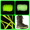heat high light 3m reflective fabric piping for safety