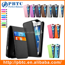 Wholesale Cheap PU Credit Card Case For Samsung Galaxy S4 Mini I9190