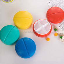 Compartment Travel Pill Box Organizer Tablet Medicine Storage Dispenser Holder Health Care Tool