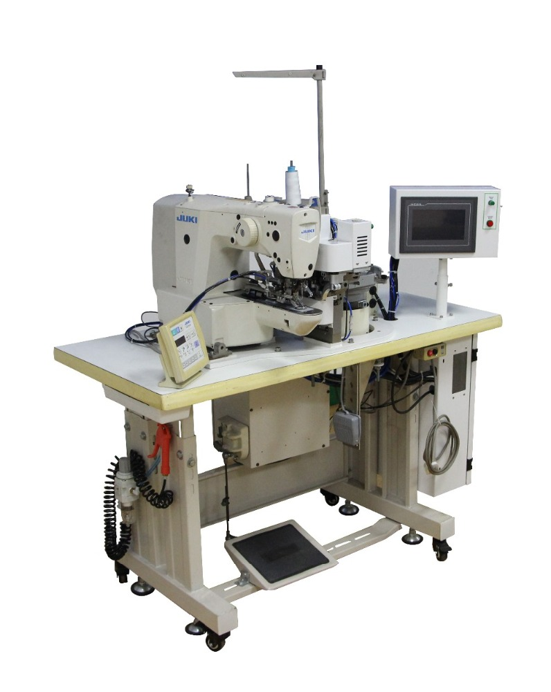 Automatic Industrial button hole juki sewing machine
