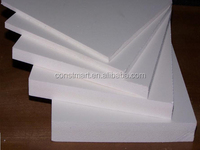 Constmart pvc rigid foam sheet black