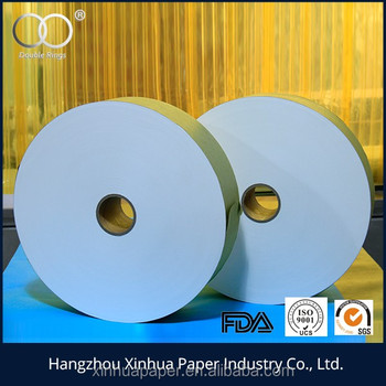 Filter paper width 160mm for coffee pod