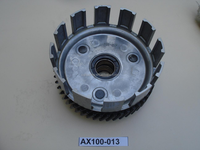 China motorcycle parts CAMPANA DE CLUTCH AX100
