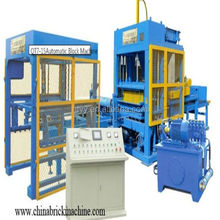 QT7-15 concrete roof sheet making machine automatic machine