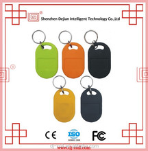 OEM Colorful Waterproof Smart ABS magnetic Key fob/keychain
