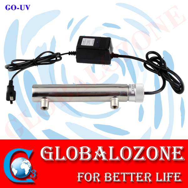 40w power immersion uv sterilizer lamp for fish tank water sterilization