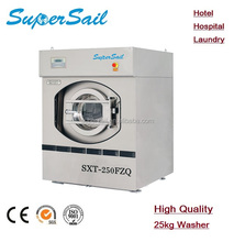 automatic 30 kg hospital industrial washer extractor