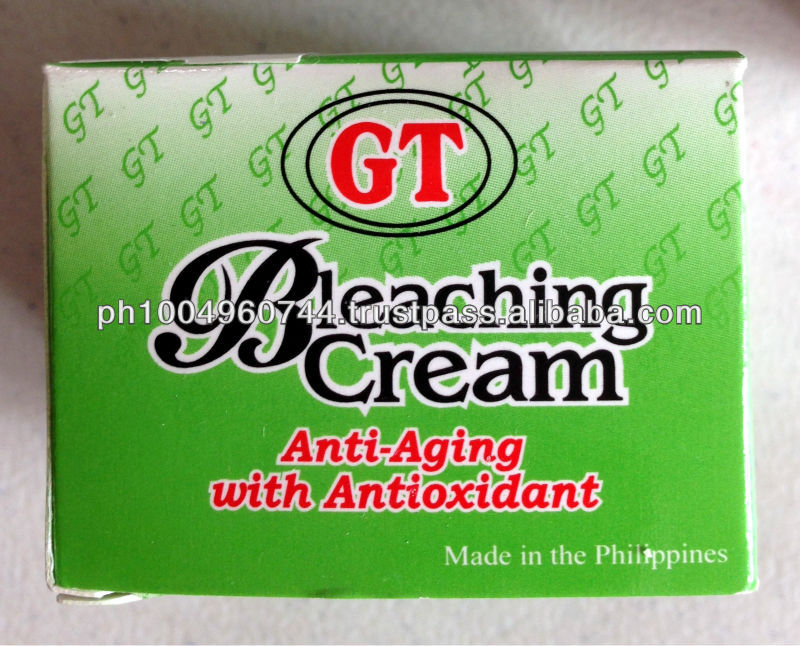 GT Bleaching Cream Anti Aging with Anti Oxidant HALAL 15g