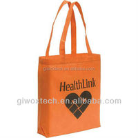 2015 New Promotional non woven shopping bag at Wholesale price