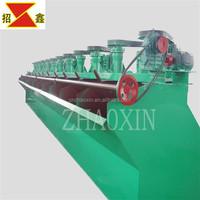 Best quality gold ore mining flotation machine with good prices for sale