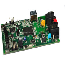 Cirket developed own in-house capability to manufacture and assemble high reliability printed circuit board assemblies.
