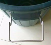 household indoor garbage cans with lid