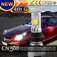 2014 launch 35w 3200lm 9007 depo auto lamp
