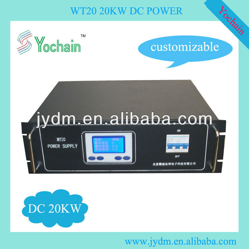Cheap 3 phase ac power source