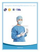 High Quality cheap disposable medical gowns for hospital