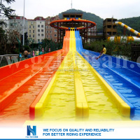 2016 China factory supply water slide competition wholesale