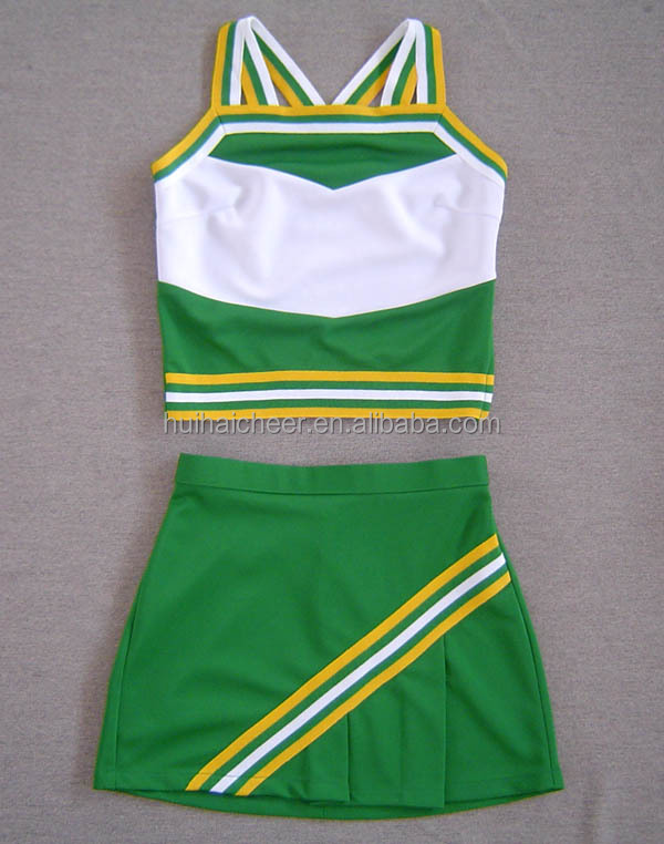 double knit cheerleading costumes