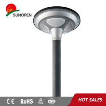 Hot sale high lumen UFO led bay light 15w round solar lights for xcmg spare parts