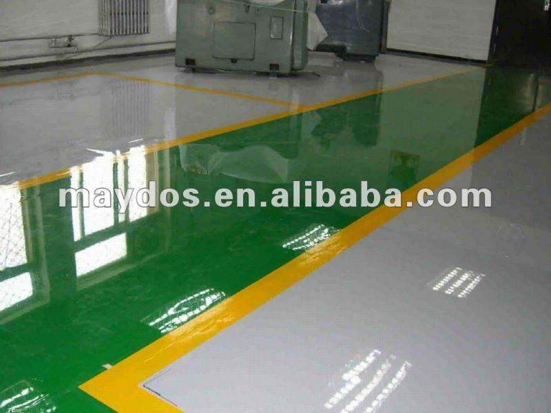 Maydos Common Epoxy Resin Industrial Concrete Flooring Coatings(China floor coatings)