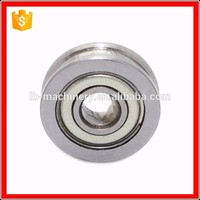 High precision U groove guide wheel track roller bearing LFR5301NPP