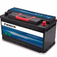 12v 80ah 58815 maintenance free automotive battery with power brand