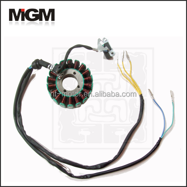 CG125D OEM High Quality Motorcycle stator/electric motorcycle motors/bosch stator rotor