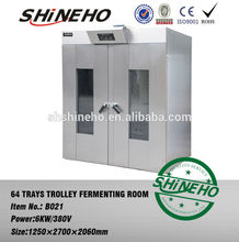 Bread Bakery Fermentation Box/Dough Fermenting Machine with spray function/Bakery Proofer room
