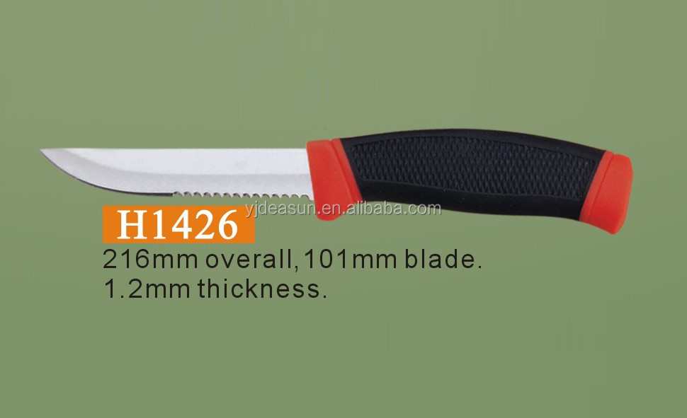 Good quality fish cutting knife