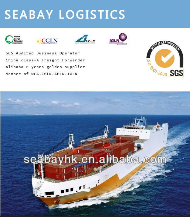 Sea shipping service from Shanghai to Salt Lake City,USA