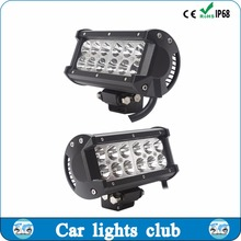 120W 200W double row led lighting bar ip67 led light bar for cars,jeep,auto parts