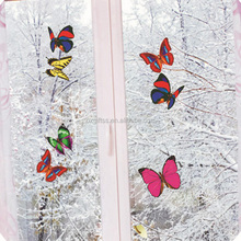OXGIFT Made in China Alibaba wholesale Manufacture Colorful LED simulation butterfly