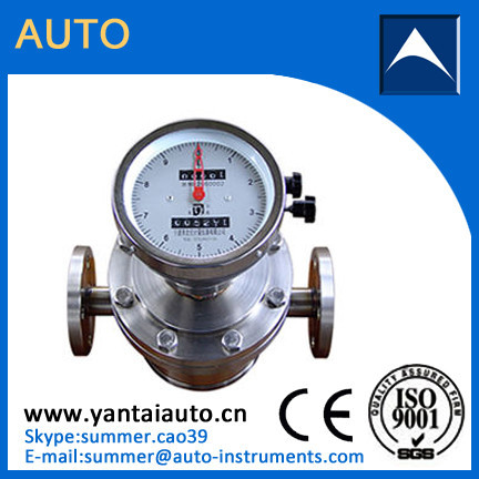 LC Series Oval Gear Flow Meter for Oil Products with high quality