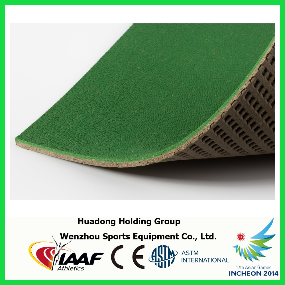 10mm eco-friendly outdoor sports flooring, basketball, tennis, volleyball court rubber flooring