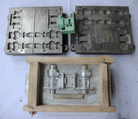 customer design aluminum die casting parts mold