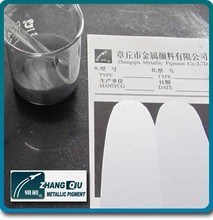 ZQ brand Pure,fast deliver ,cheap,normal grade,aluminum paste