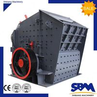 PFW1214 High quality ore slag crusher , crusher for ores
