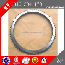 ZF 16S1900 gear box zf 16s151 gearbox synchronizer 1/2nd synchronizer ring for transmission gearbox (1316304170)