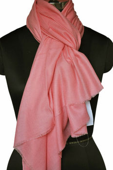 Pure Pashmina/Wrap/Wearable