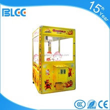 Best Quality Amusement Game Toy Claw Small Mini used Crane Claw Machine for sale