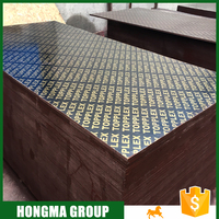 Professional Manufacturer Poplar Core Phenolic Film