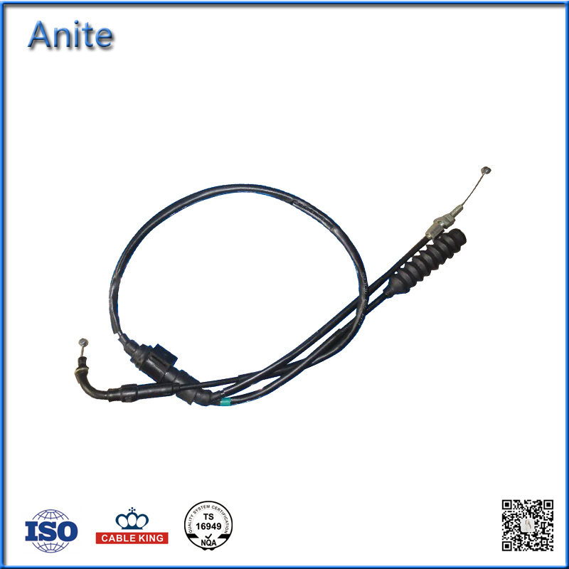 Prefessional Wholesale BAJAJ CT100 Universal Hand Control Parts Throttle Cable In China