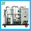 Vaccum Industrial Turbine Oil Filtration Plant