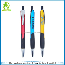 2016 Hot sales sheaffer plastic ball point pen with metal clip