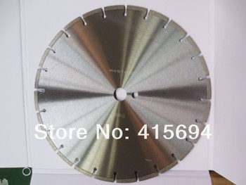 350x8x25.4-20mm laser welded blade diamond saw blade for general purpose,concrete,asphalt and stones
