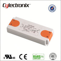 24v DC 12W CE/GS AC DC adapter 12w led driver