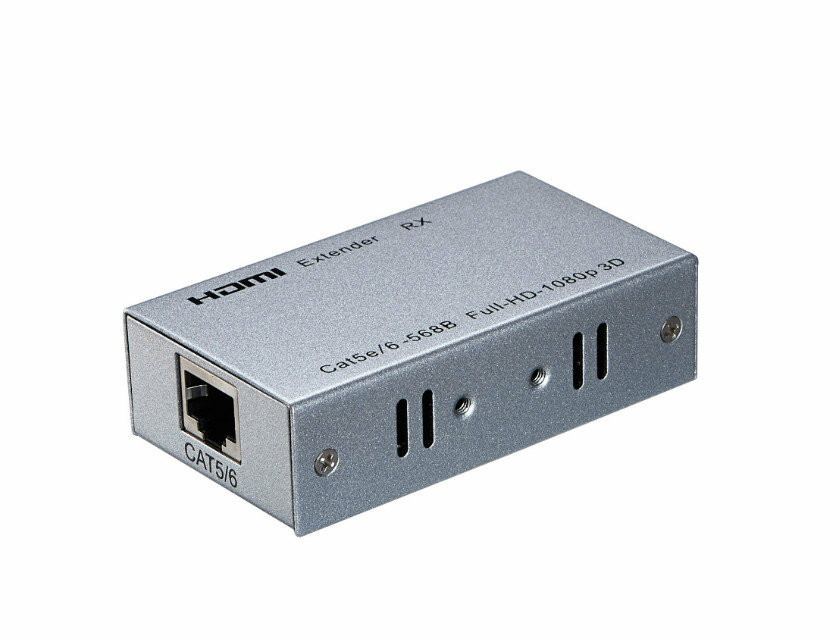 3D HDMI extender 60m with EDID management