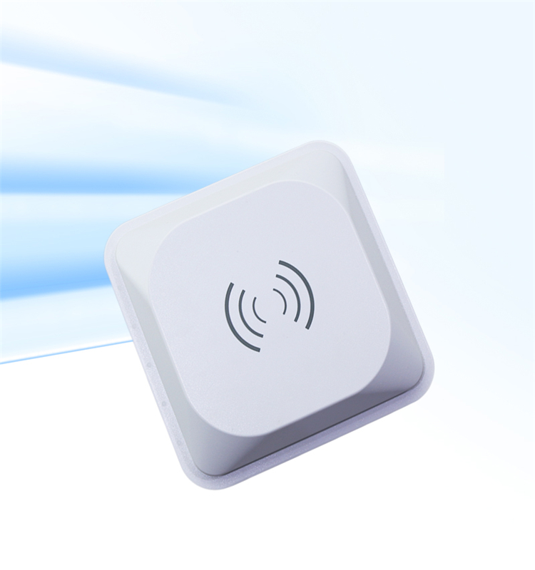 Micro Long Distance RFID Reader with RFID Antenna Integrated